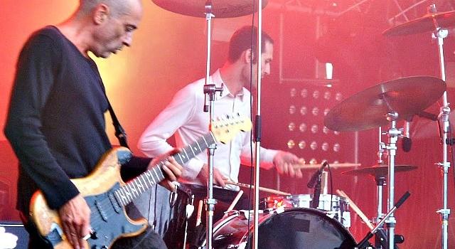 L'ex-guitariste de Noir Désir, Serge Teyssot-Gay, en «Zone libre» dans l'Oise