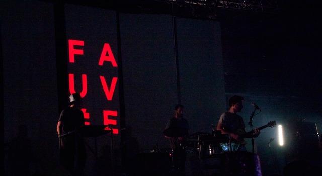 Le groupe Fauve à l'Imaginarium Festival, vendredi 30 mai - Oiza-mag