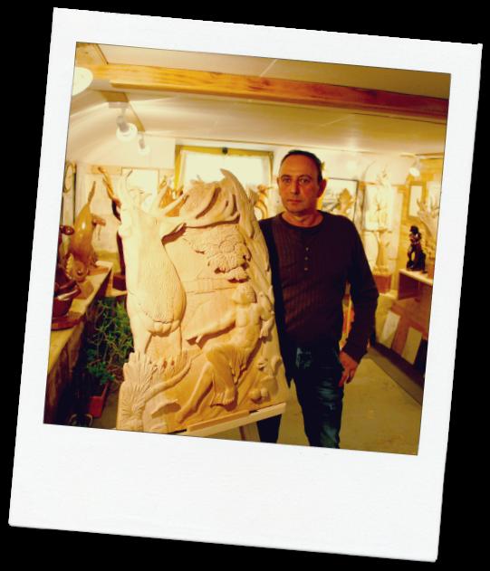 Portrait de Gilles Votte