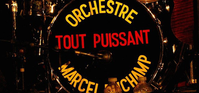 Photos : L'Orchestre Tout puissant Marcel Duchamp + Thomas Albert Francisco à Thourotte