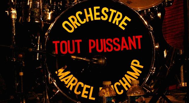 L'Orchestre Tout Puissant Marcel Duchamp à la salle Saint-Gobain de Thourotte lors du Picardie Mouv