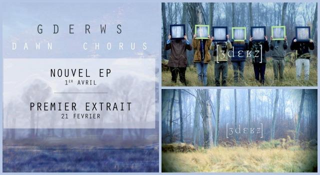 Dolce vita, nouvel extrait de Dawn Chorus, nouvel EP de Gderws