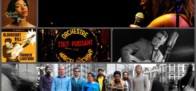 Scènes d'été 2015 à Beauvais  : soul, funk, rockab', reggae et musiques du monde au programme