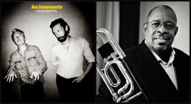 Les Innocents et Fred Wesley and the new JB's à la Grange à Musique de Creil (60)