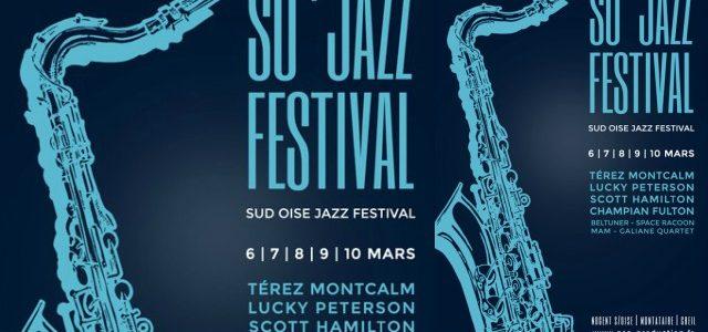So'Jazz festival à Nogent-sur-oise, Creil et Montataire
